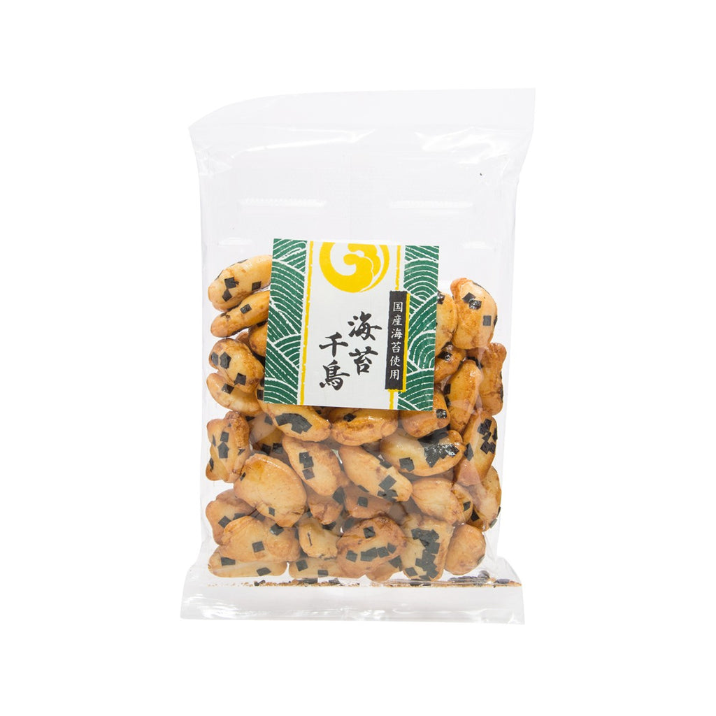 TOYOSEIKA Ukichidori Seaweed Rice Cracker  (90g)