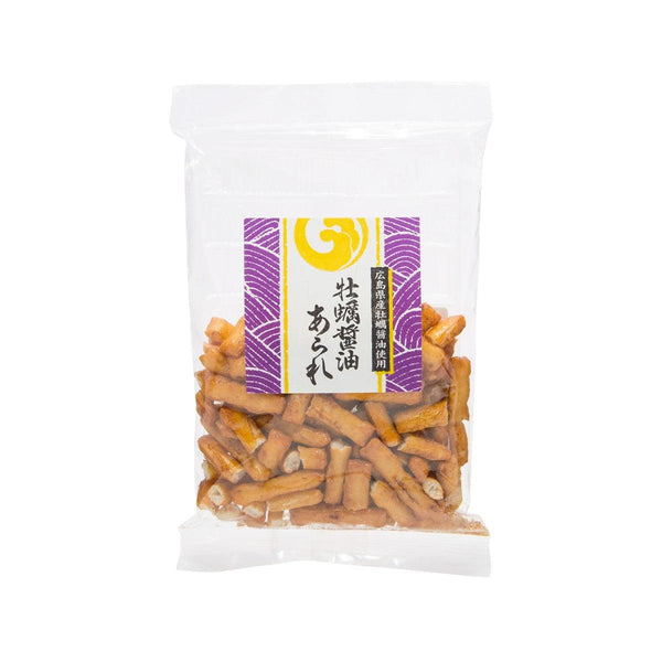 TOYOSEIKA Small Rice Cracker - Oyster Soy Sauce  (70g)