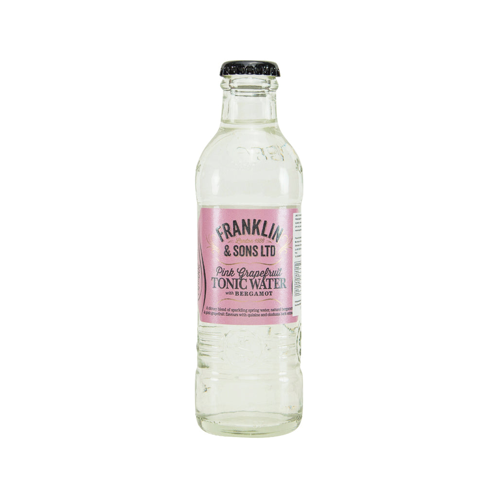 FRANKLIN&SONSLTD Pink Grapefruit & Bergamot Flavor Tonic Water  (200mL)