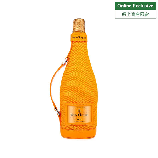 VEUVE CLICQUOT Yellow Label Brut w/ Ice Jacket NV (750mL)