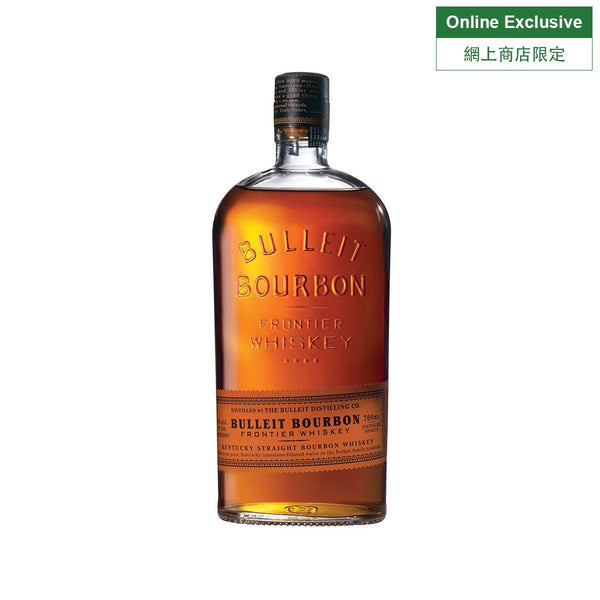 BULLEIT Frontier Bourbon Whiskey NV (700mL)