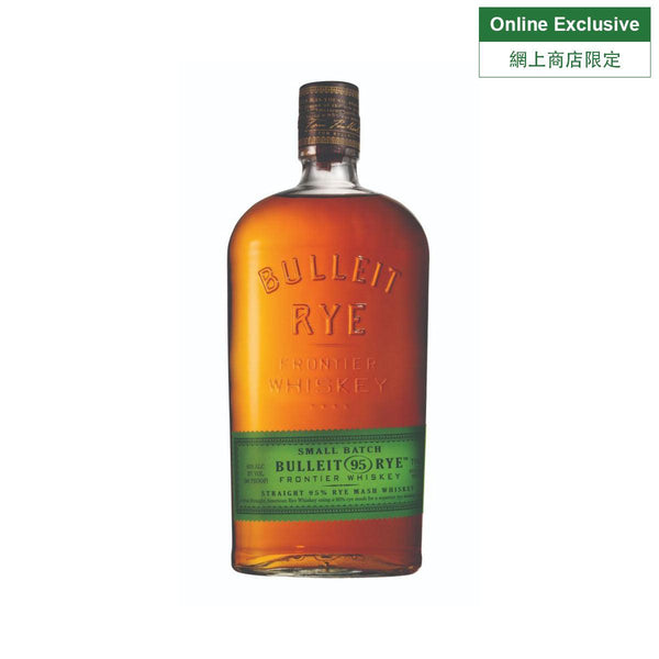 BULLEIT Frontier Rye Whiskey NV (700mL)