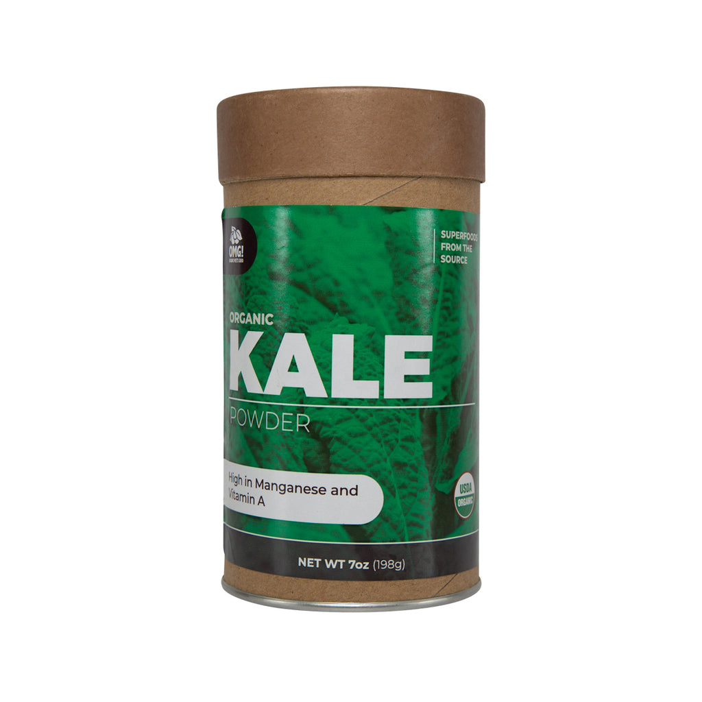 ORGANIC MEETS GOOD Organic Kale Powder  (198g)