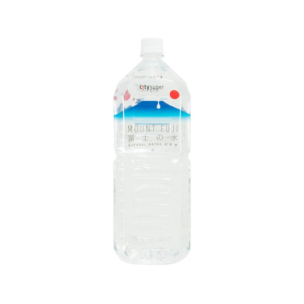 CITYSUPER Mount Fuji Natural Water  (2L)