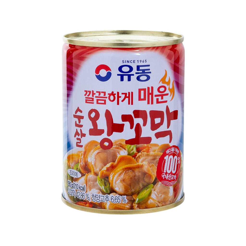YOODONG Spicy King Cockles  (280g)