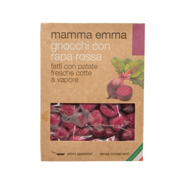 MAMMA EMMA Potato Gnocchi with Beetroot  (400g)