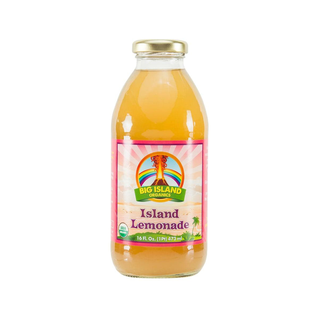 BIG ISLAND ORGANICS Organic Island Lemonade  (473mL)