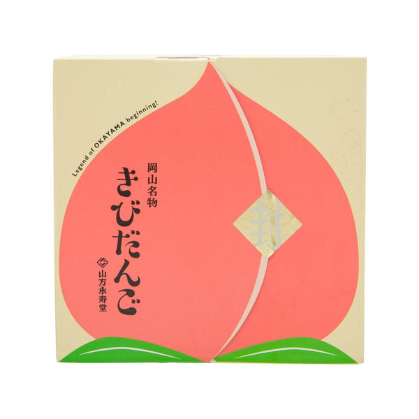YAMAGATAEIJUDO Kibi Dango - Original [Box]  (10pcs)