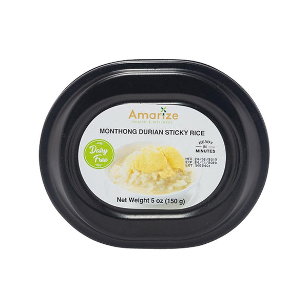 AMARIZE Monthong Durian Sticky Rice  (150g)