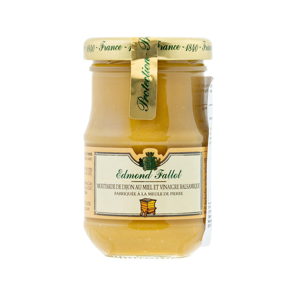 EDMOND FALLOT Honey & Balsamic Dijon Mustard  (105g)