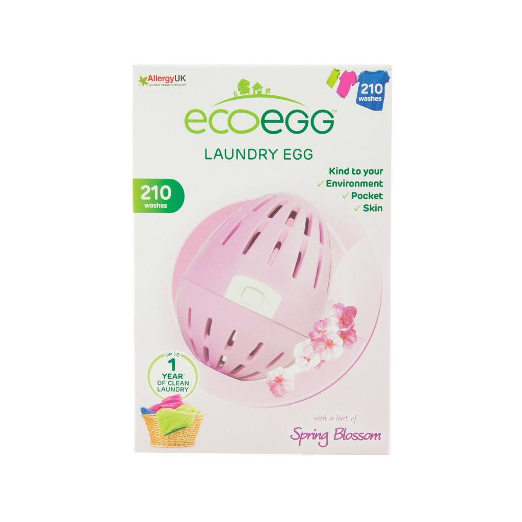 ECO EGG Laundry Egg - Spring Blossom [210 Washes]