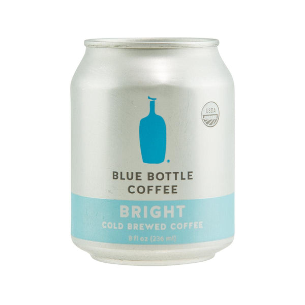BLUE BOTTLE COFFEE Organic Cold Brew Coffee [Can]  (236mL)