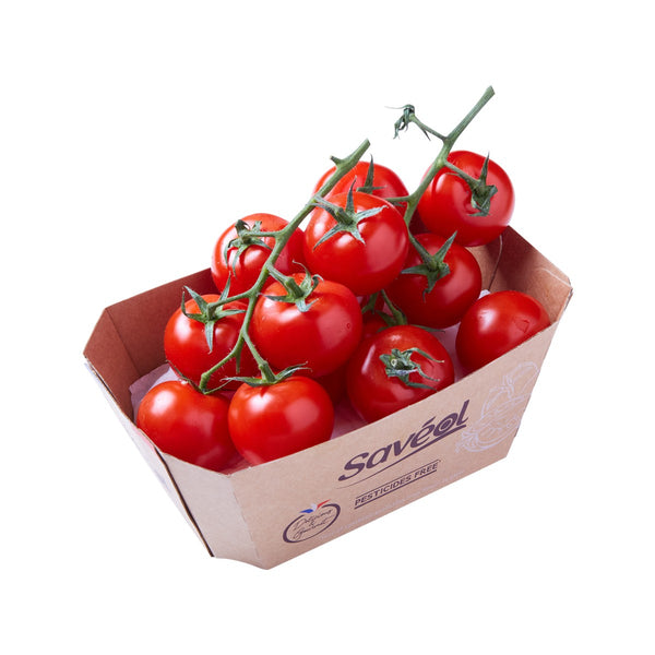SAVEOL French Cocktail Tomato on Vine (Without Using Synthetic Pesticides)  (500g)