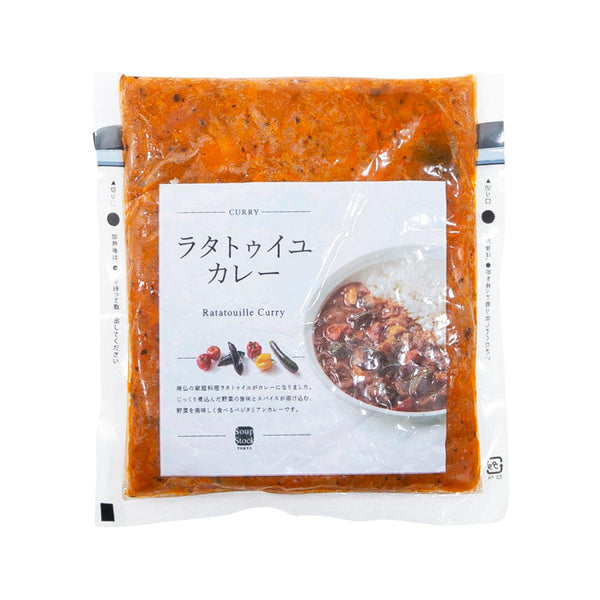 SOUPSTOCK TOKYO Ratatouille Curry  (180g)