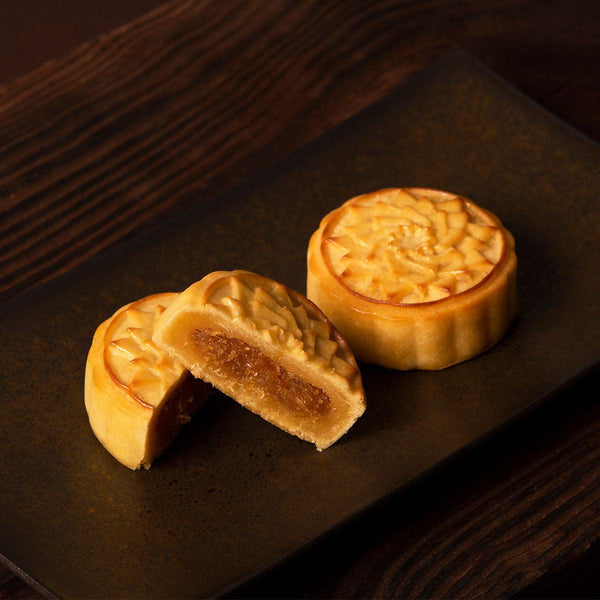 SUNNYHILLS Pineapple Custard Mooncake  (6pcs)