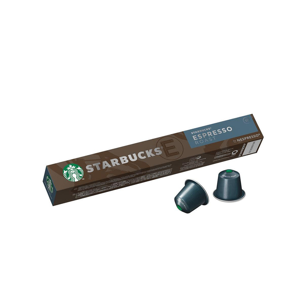 STARBUCKS Espresso Roast Coffee Capsules  (57g)