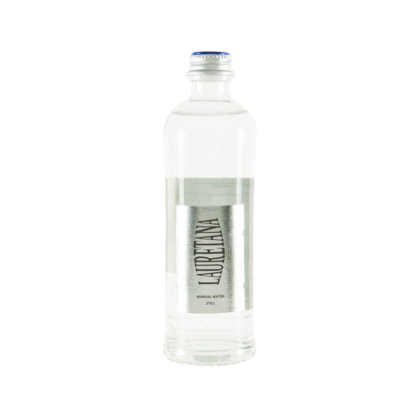 LAURETANA Natural Mineral Water - S [Glass Bottle]  (330mL)