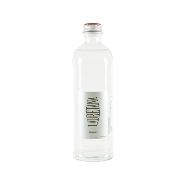 LAURETANA Natural Mineral Sparkling Water - S [Glass Bottle]  (330mL)