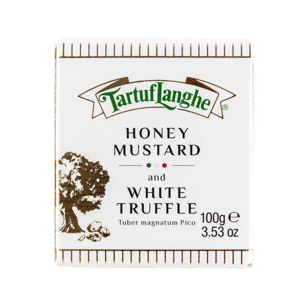 TARTUFLANGHE Honey Mustard with White Truffle  (100g)