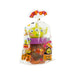 HEART Halloween Toy Story Candy - Grape & Orange Flavor (With Pumpkin Container)  (6pcs)