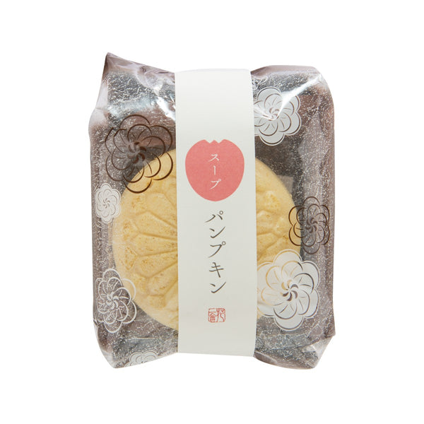 HANAICHIE Instant Soup In Rice Wafer - Pumpkin  (20g)