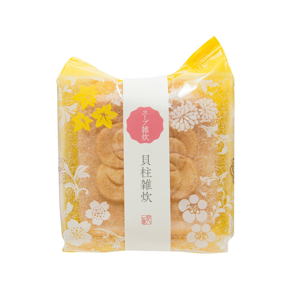 HANAICHIE Instant Rice Porridge In Rice Wafer - Scallop  (23g)