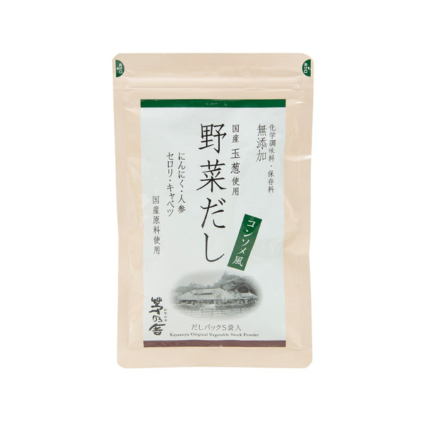 KAYANOYA Mixed Vegetable Soup Stock  (40g)