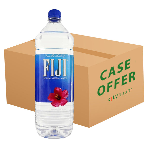 FIJI Natural Artesian Water  (12 x 1.5L)