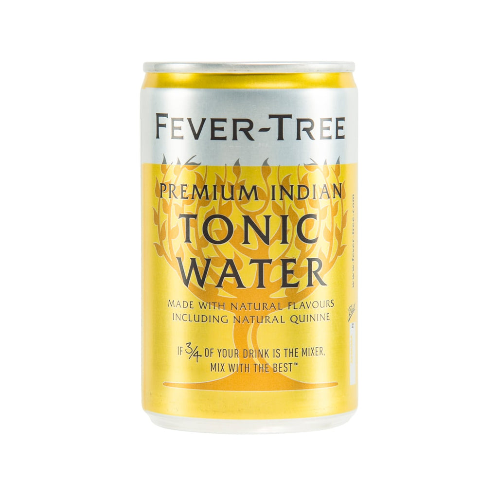 FEVER TREE Indian Tonic Water [Can]  (150mL)