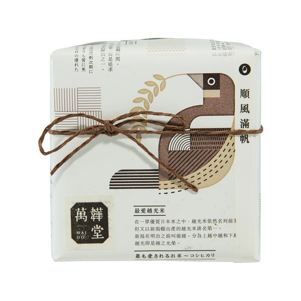 MAI DO All The Best - Niigata Koshihikari Rice(500g)