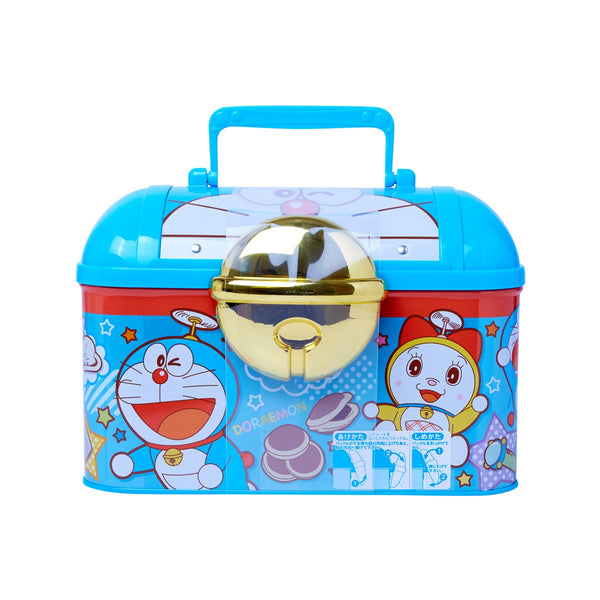 HEART Doraemon Case With Snacks  (68g)