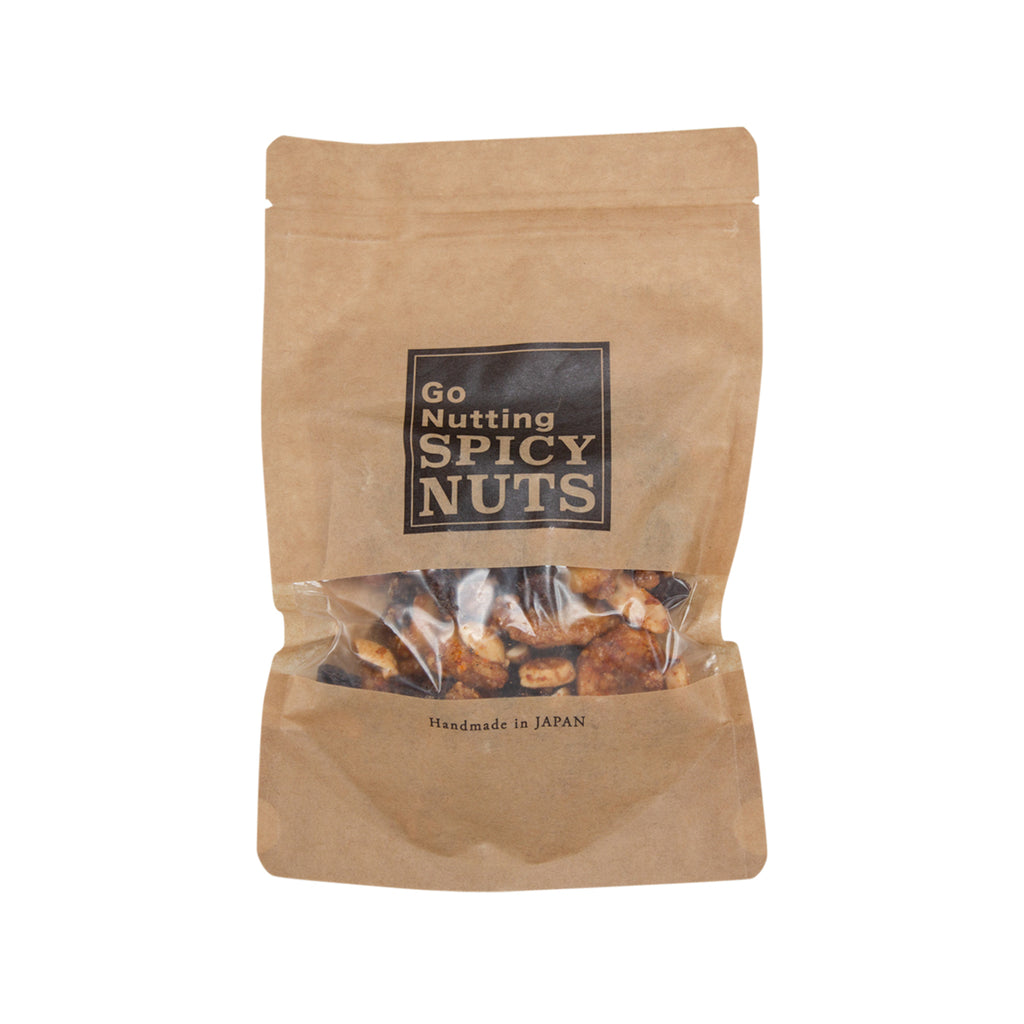HYBRID  Go Nutting Spicy Nuts  (110g)