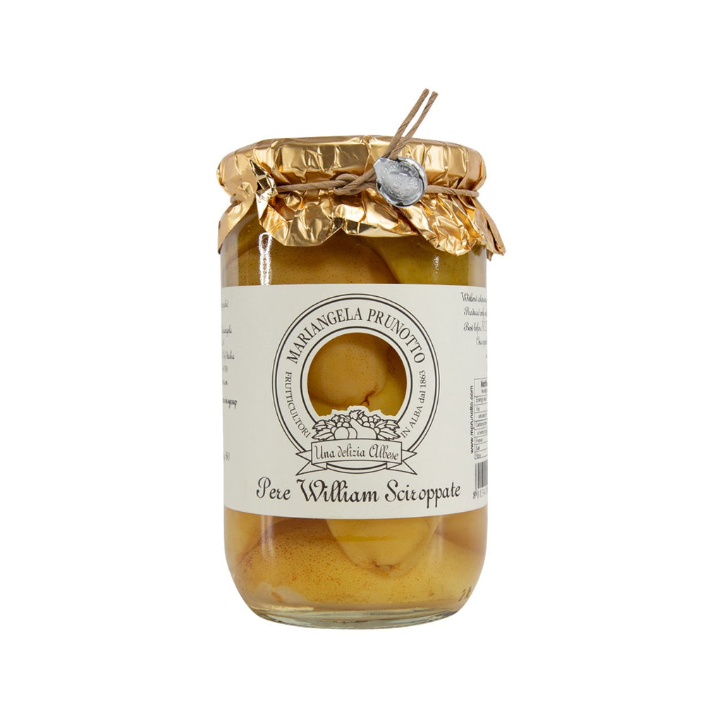 PRUNOTTO William Pears in Syrup  (700g)