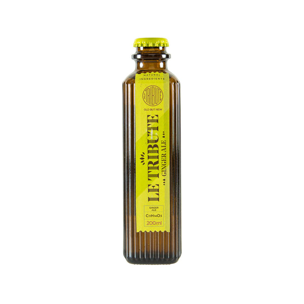 LE TRIBUTE Ginger Ale  (200mL)