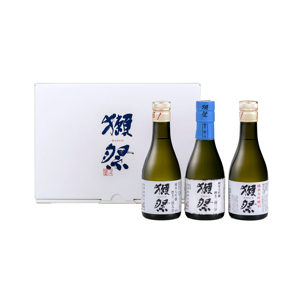 DASSAI Tasting Set  (540mL)