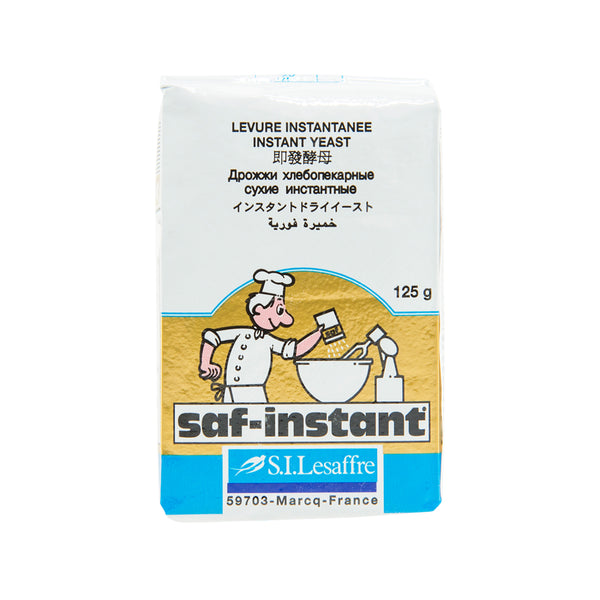 SAF-INSTANT Dry Baker's Instant Yeast - Gold  (125g)
