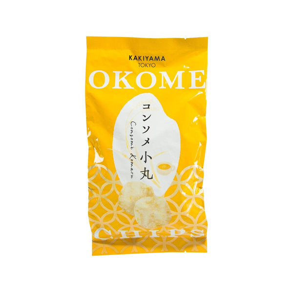 AKASAKAKAKIYAMA Fried Rice Chips - Consomme  (60g)