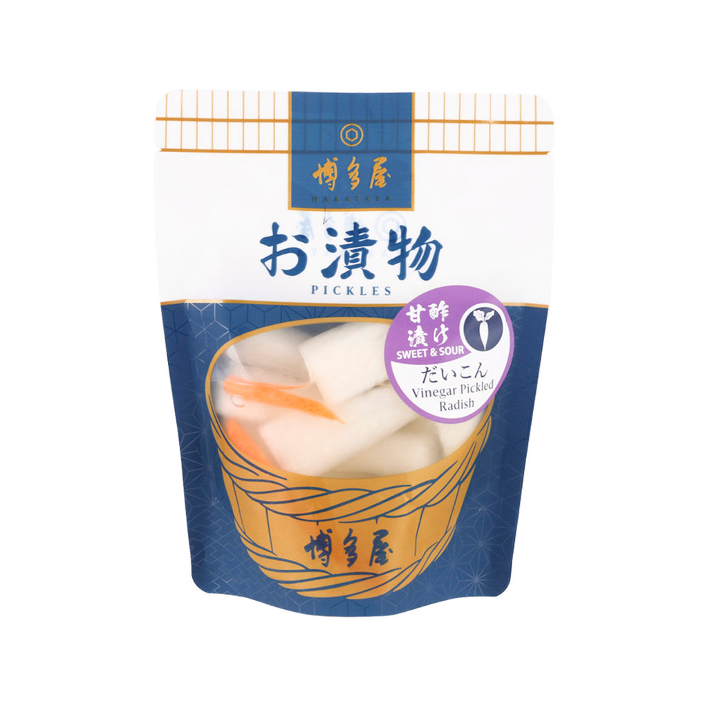 HAKATAYA Vinegar Pickled Radish S  (100g)