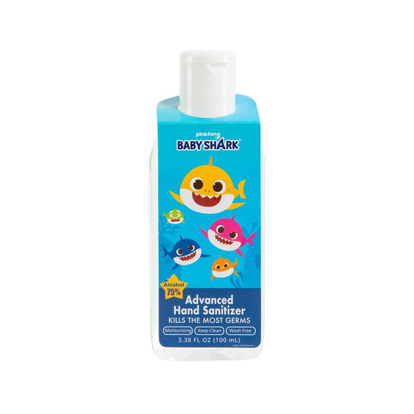 PINGFONG Baby Shark (Blue) Hand Sanitizing Gel  (100mL)