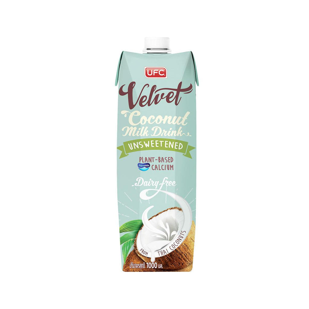 UFC Coconut Milk Drink - Unsweetened  (1L)
