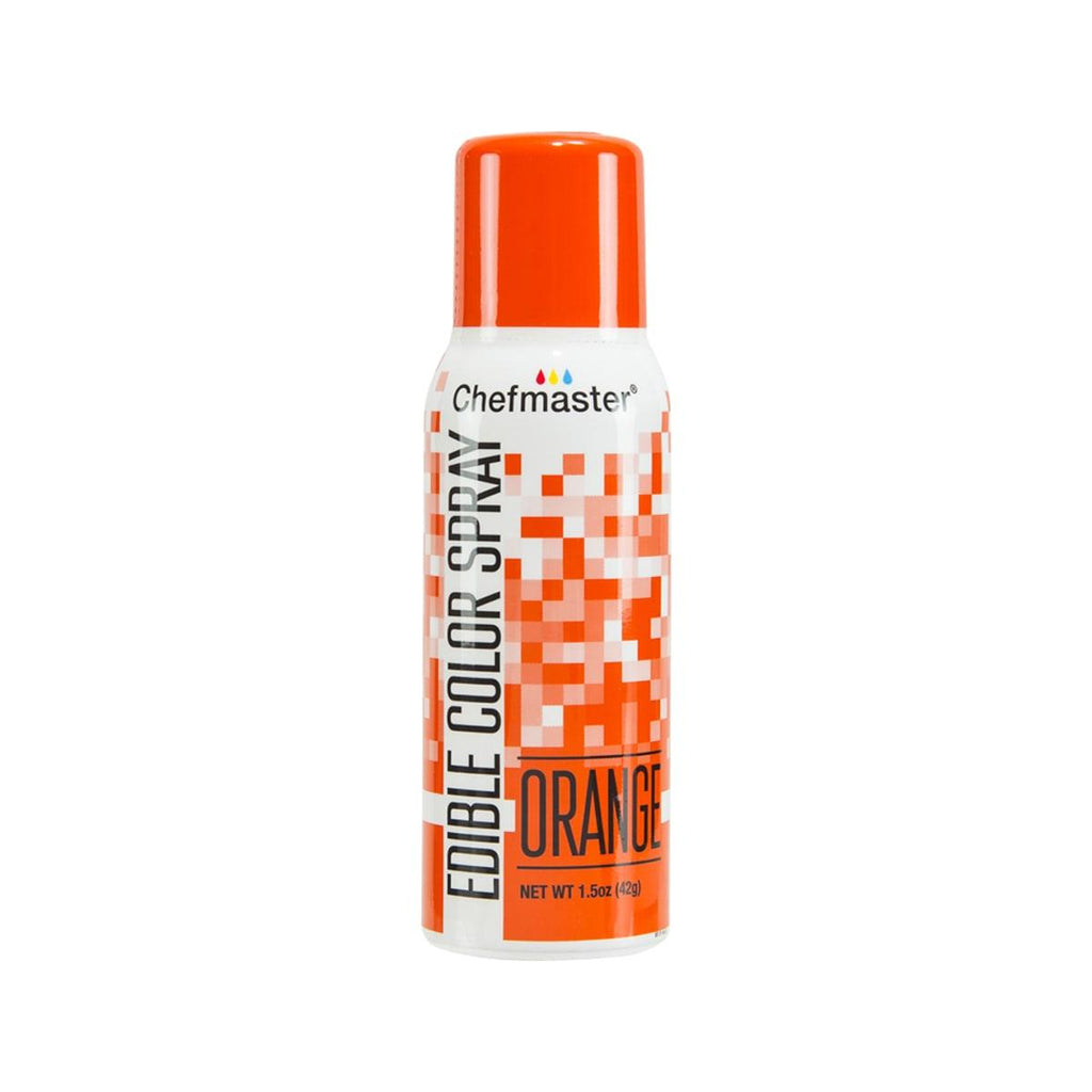 CHEFMASTER Edible Color Spray - Orange  (42g)
