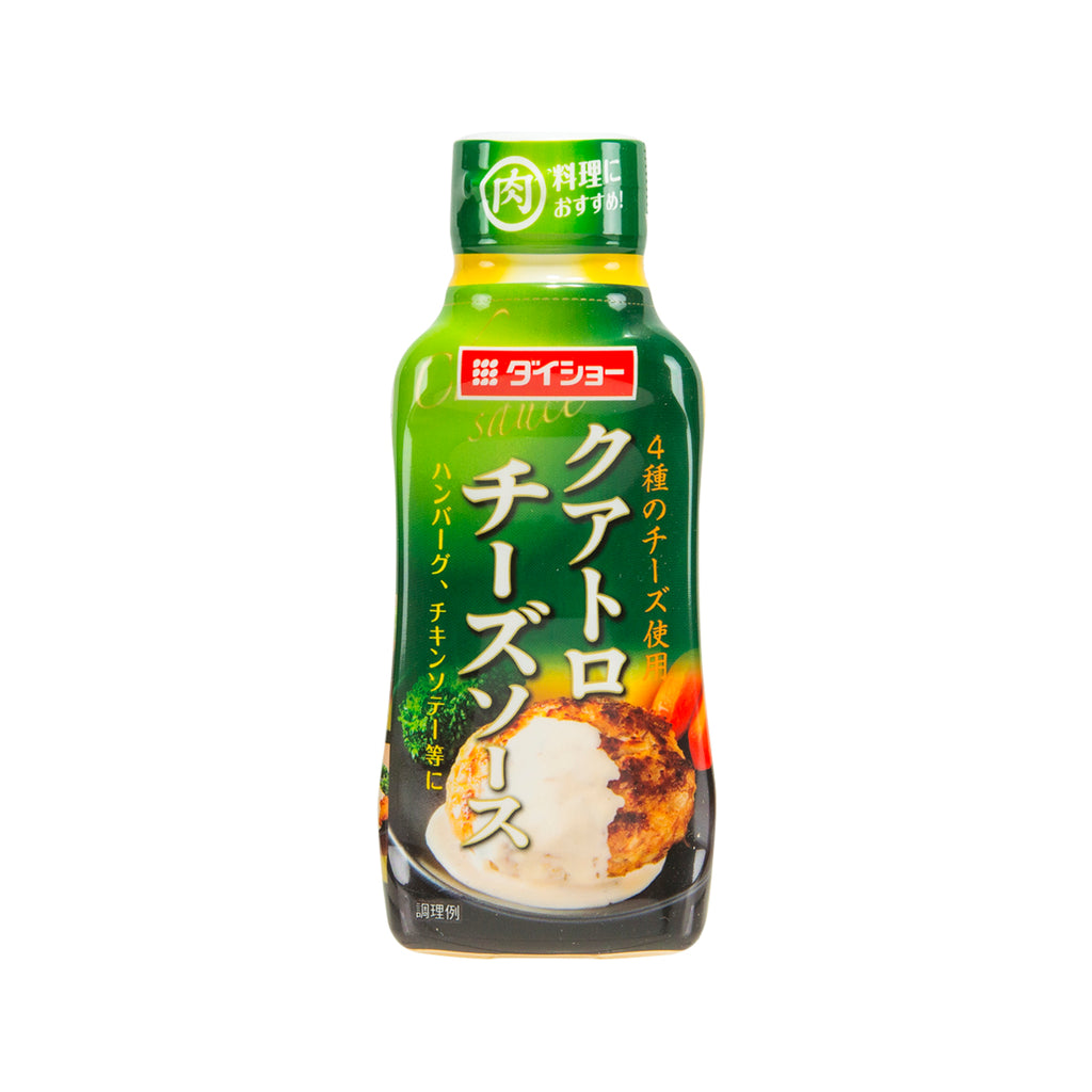 DAISHO Quattro 4 Types Cheese Sauce  (205g)