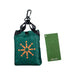 Firework Pattern Environmental Pocketable Bag-Jungle