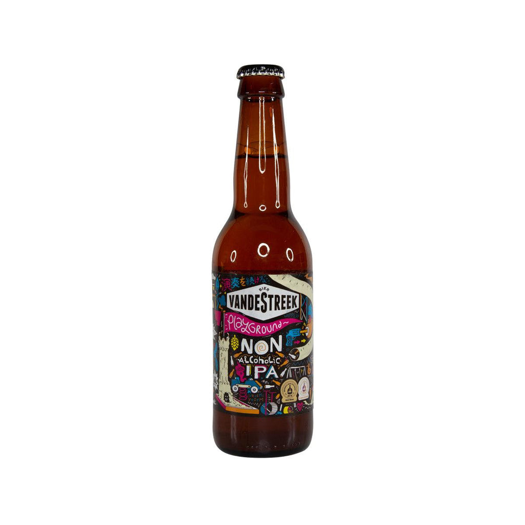VANDESTREEK Playgound - Non Alcoholic IPA [Bottle]  (330mL)