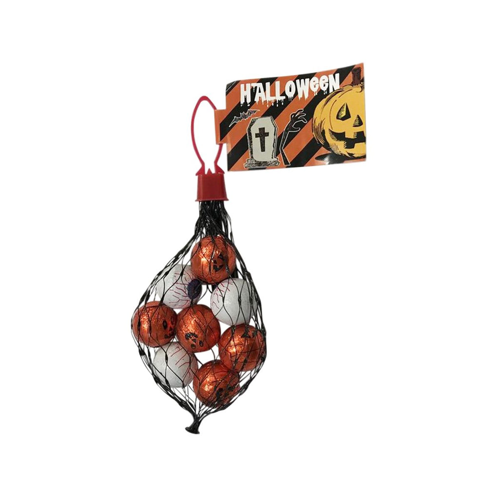 EIM Halloween Pumpkin & Eye Ball Chocolate  (42g)