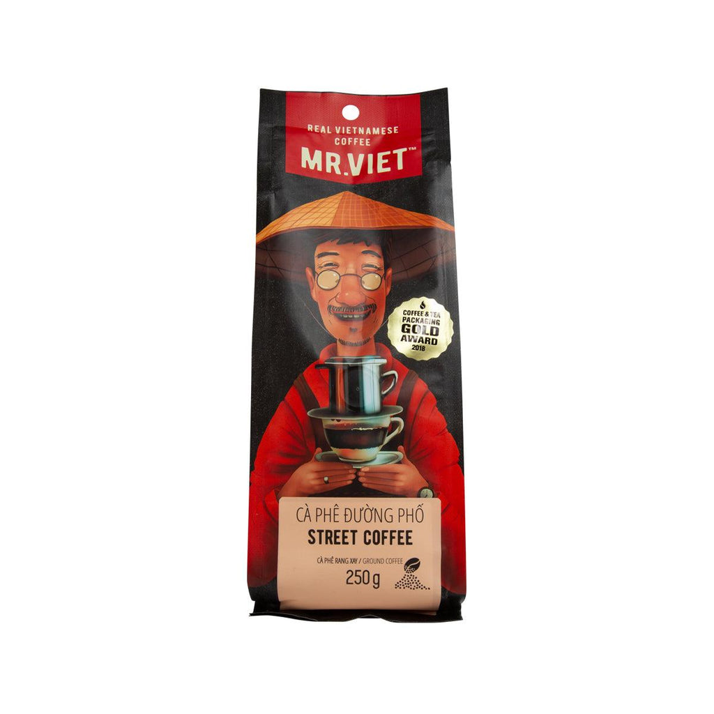 MRVIET Ground Coffee - Street Coffee  (250g)