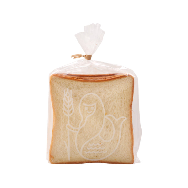 LITTLE MERMAID BAKERY Supreme White Bread 1/6  (1pack)