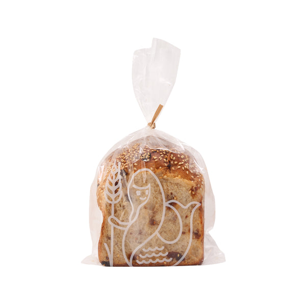 LITTLE MERMAID BAKERY Sesame & Raisin Bread 1/2  (1pack)