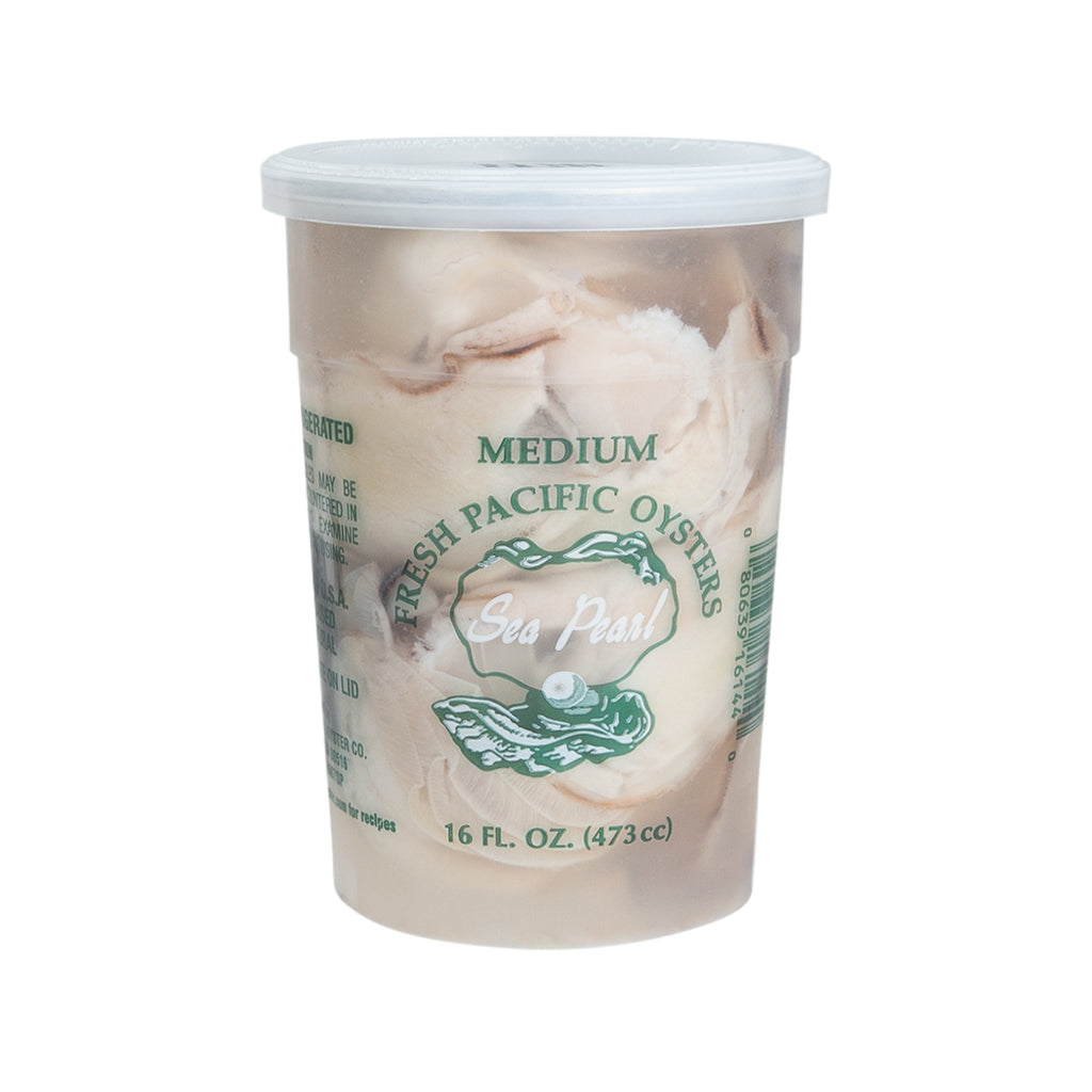 USA Oyster Meat  (473mL)