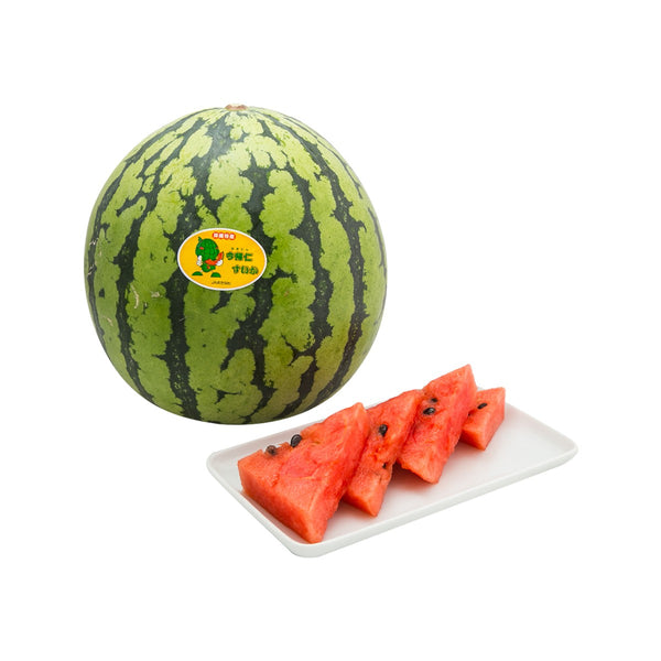 Japan Watermelon  (1pc)